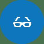 Designer Eyewear Icon