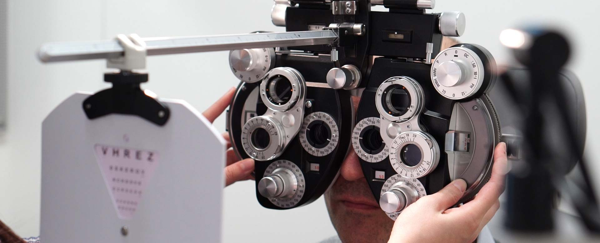 All Eye Care Doctors Services Patient Eye Exam