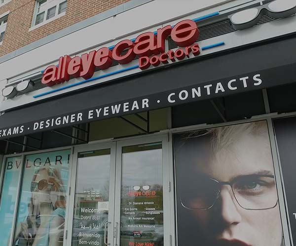 all eye care doctors medford location