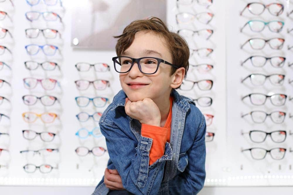 3 Tips for Buying Kids' Glasses